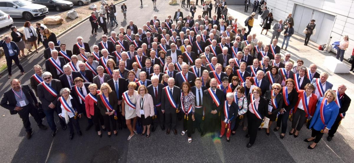 Photo groupe congres